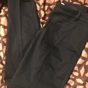 H & M skinny pants black